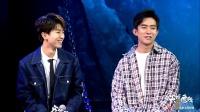 《天坑鹰猎》首播发布会:演戏最强CP 王俊凯:很爽很尴尬