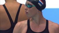 FINA游泳世界杯女子100米自由泳决赛