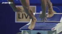FINA游泳世界杯男400米自由泳决赛