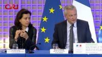 法国公布2019年预算案 国际财经 20180925