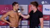 FINA游泳世界杯布达佩斯站第一天精彩回放