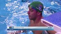 FINA游泳世界杯荷兰站第一天精彩回放