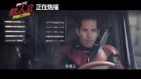 《蚁人2:黄蜂女现身》漫威之父斯坦李惊喜客串