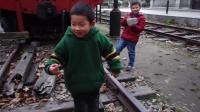 铁路的童年回忆 孩提时期的快乐