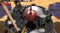 人类探测器可能首次探测到火星震 世界科技 20190424