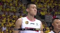 【高能时刻】季后赛总决赛第1场:广东vs新疆-防守集锦