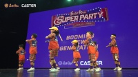 Booming New Generation Caster Super Kidz