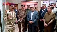 """伊拉克继续大规模清剿""""伊斯兰国""""残余分子 国际时政 20190721"""