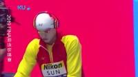 孙杨400米自由泳决赛压轴出场!大战一触即发