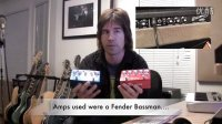 Bogner Ecstacy Red、Blue pedals demo by Pete Thorn