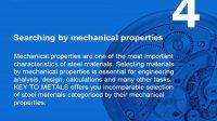 KEY to METALS(金属指南) 教程4:通过机械性能查询金属材料牌号