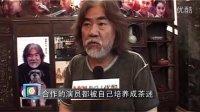 第十七届上视节张纪中专访