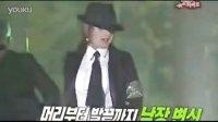 蔡妍模仿杰克逊