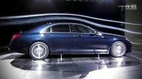 2014 New Mercedes S-Class Aerodynamics