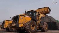 国产八吨大吨位装载机