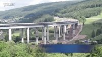 【藤缠楼】德国:炸毁一座高架桥震撼现场