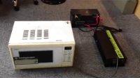 3000W逆变器带微波炉、烘烤箱操作视频