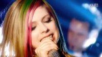 【翎】小魔女艾薇儿Avril Lavigne最新4Play现场演唱新单Push
