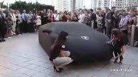 杀很大 亚光黑Lamborghini Aventador LP700-4迈阿密揭幕现场直击