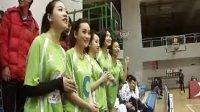 福建赛区-美女啦啦队为大五加油