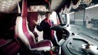 Volvo Trucks - pink Volvo FH