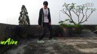① Runningman 奔跑教学( Bass风格  by  waion)