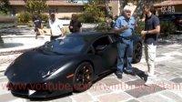 Jay Leno试驾兰博基尼 Aventador LP700-4