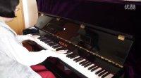 钢琴弹奏《长江之歌》