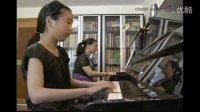 加拿大Omni 电视台采访少年钢琴交响音乐会
