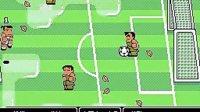 热血足球世界杯第二战—大胜韩国队