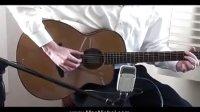 Baden Guitars Ovangkol and Cedar A Style
