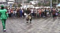 【西南三省联合快闪】致敬我们的王...MJ!   贵阳快闪舞蹈联盟