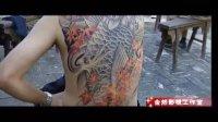 北京刺客纹身协助电影《皇家刺青》拍摄花絮