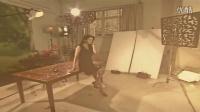 23.Barbie Xu photo shoot - Behind the scenes