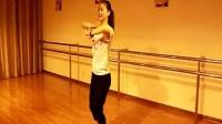 谢老师 维族舞《三步一抬组合》