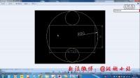 【第二期】CAD贴吧图形练习02(CAD实战教程)