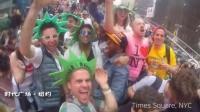澳洲男子辞职旅行36个国家 与摄像机击掌庆祝照走红