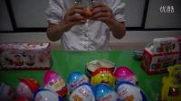 亲子游戏 开箱神秘大奖健达奇趣蛋玩具蛋 过家家仿真水果蔬菜切切看 玩具评测
