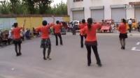 安仁镇南街舞蹈队  油菜花儿开