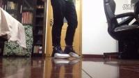 YY球鞋视频25.5 Air Jordan 12 Obsidian 上脚实拍