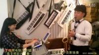 萨克斯 江东独奏 飞马乐团丁悦一人现场伴奏