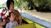 曼谷 水上市场