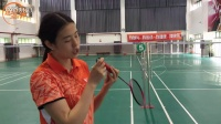 【羽毛球教学视频 】杜杜教练教你如何正反手握拍