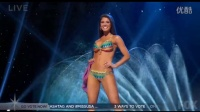 Top 15 Swimsuit Competition - Miss USA 2016