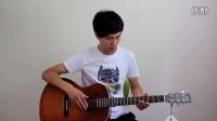 零基础学指弹《第一课》认识吉他;演奏旋律:视唱练耳。