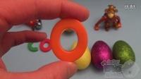 迪斯尼 奇趣蛋 疯狂动物城系列 出奇蛋字母拼写 过家家玩具