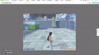 【翔骑君小游戏合集#1】3D极限跑酷加强版  一款自带装B特效的小游戏!