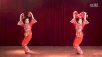 合阳新蕾剧团戏校舞蹈《黄河九十九道湾》