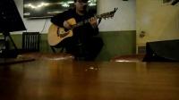 流行歌曲 吉他弹唱 小新 南京 上海路77号 蓝澳西餐厅 161007FRI (12)