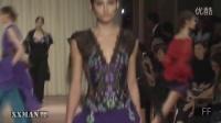 Alberta Ferretti 2017春夏系列米兰时装周发布会-性感超模内衣诱惑T台走秀